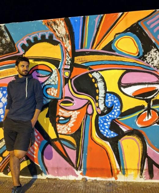 Cafayate Graffiti