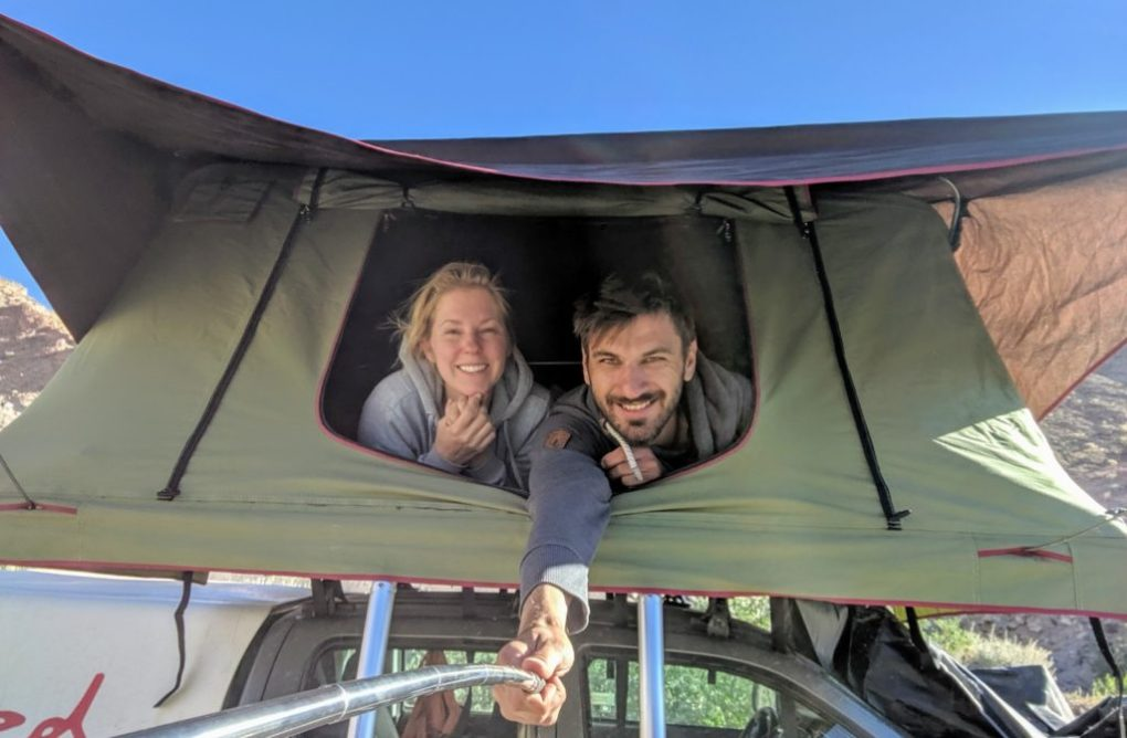 Vanlife Argentinien Roadtrip