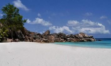 Grand Anse auf La Digue