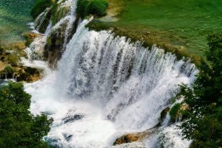 Krka Nationalpark, Kroatien