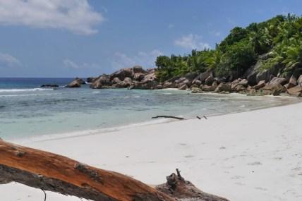 Anse Cocos Strand