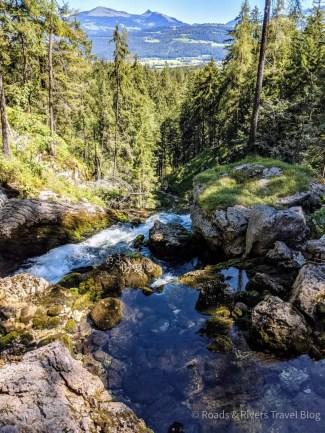 Gollinger Wasserfall - Salzburger Land