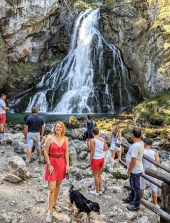 Gollinger Wasserfall- Salzburger Land