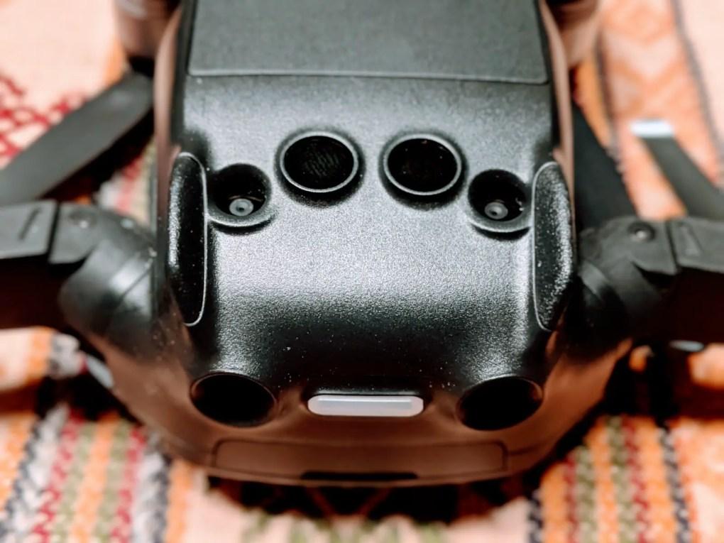 DJI Drohne Sensoren