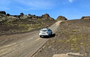 Traumstraße Þakgil & der schönste Campingplatz Islands