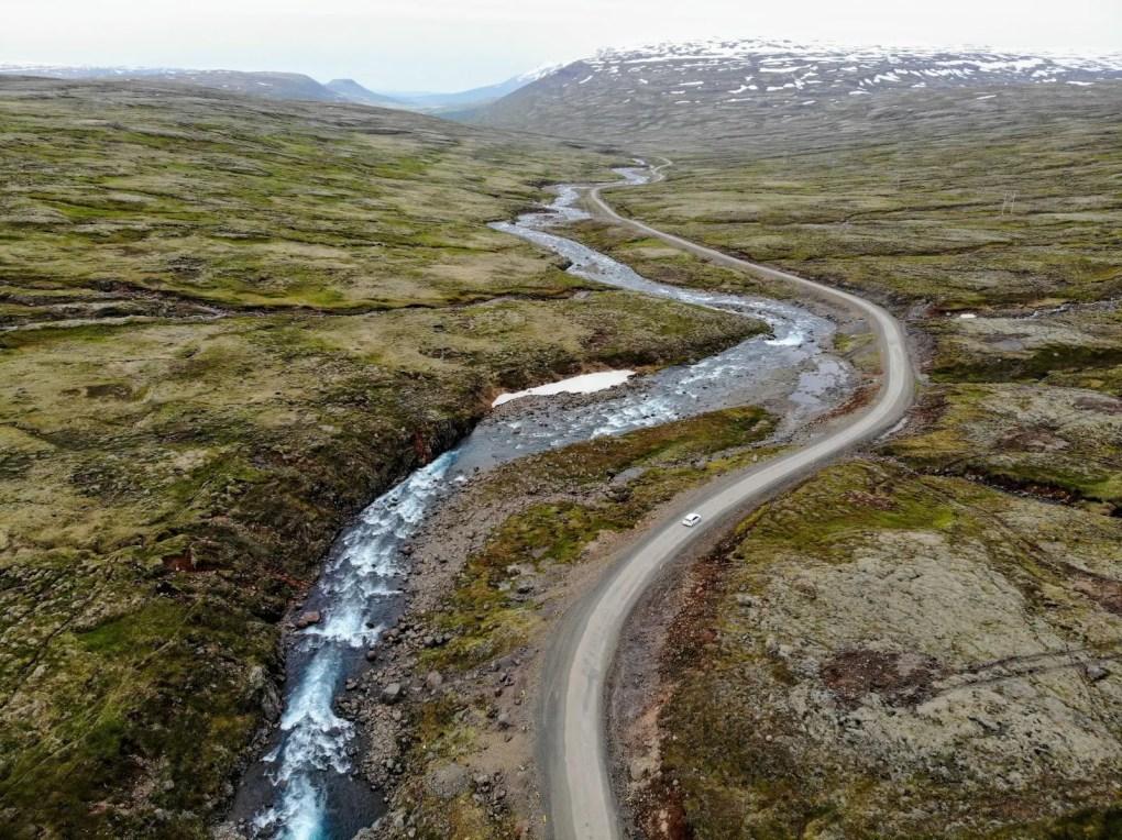 Die schönsten Straßen in Island   Reisetipps zum Nachfahren