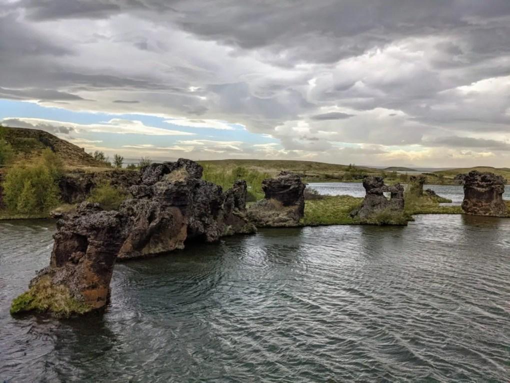 Myvatn See Island I Alle Highlights & Sehenswürdigkeiten