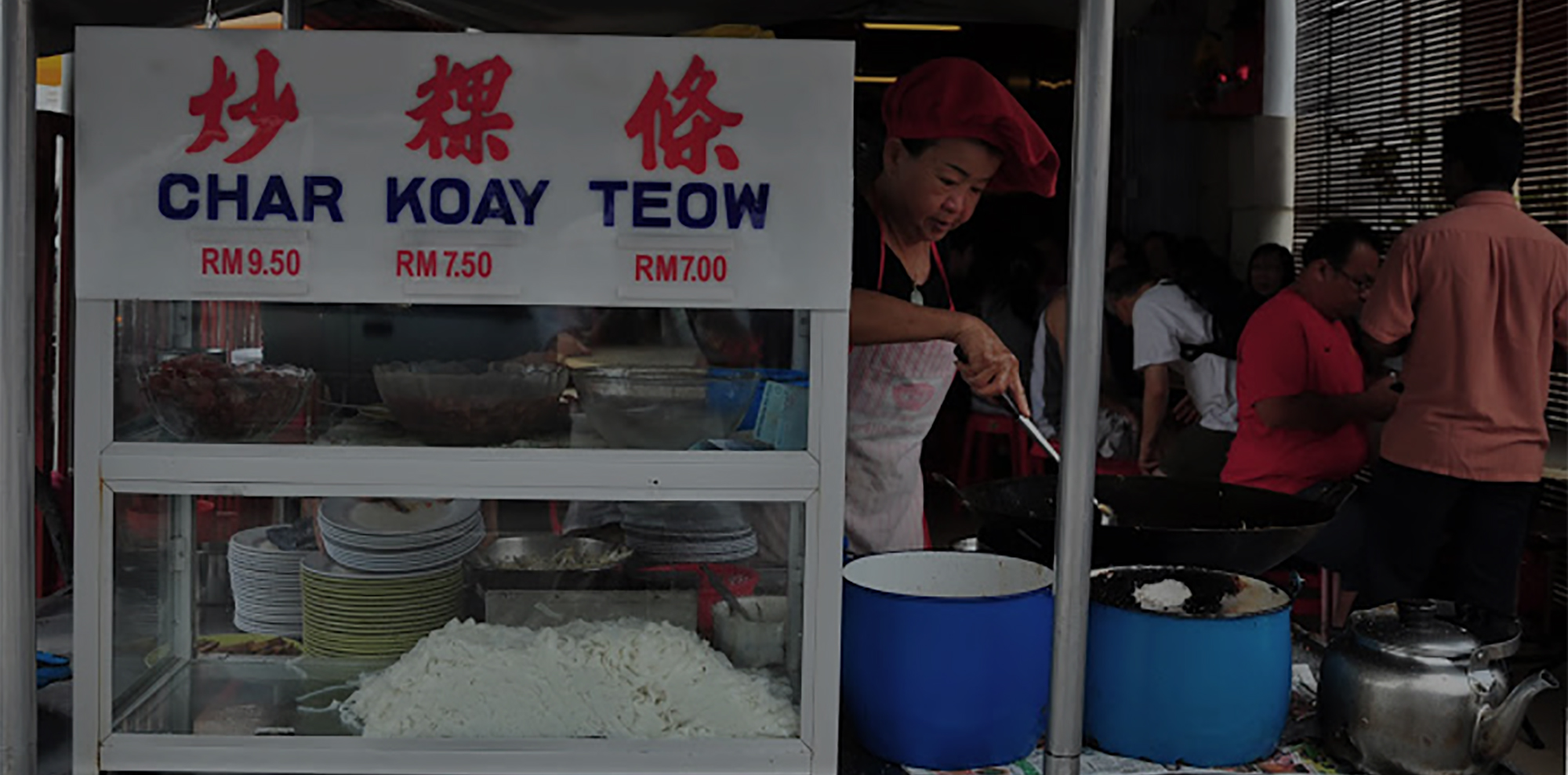 The Noodle Master of Penang