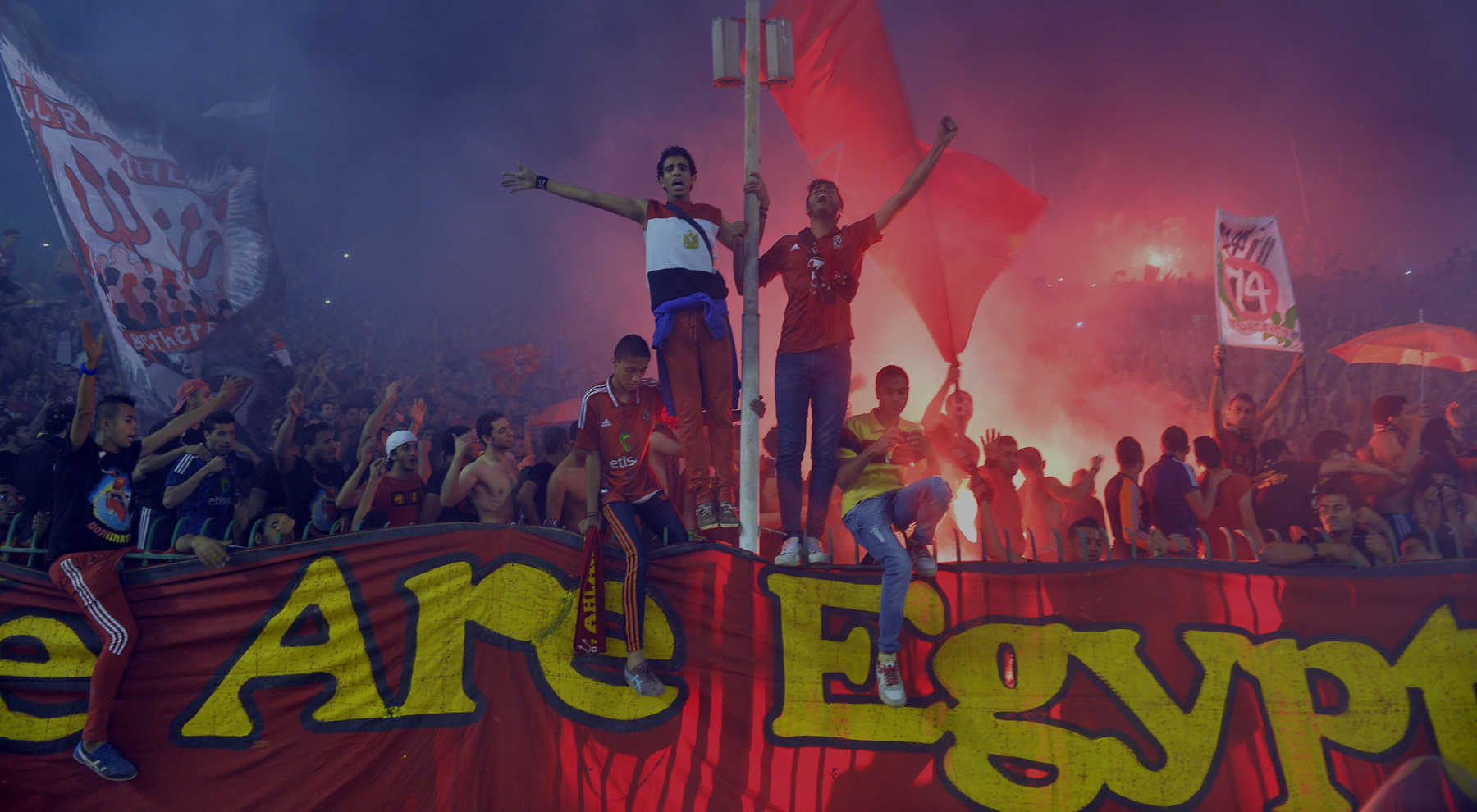 The Long Revolution of the Ultras Ahlawy