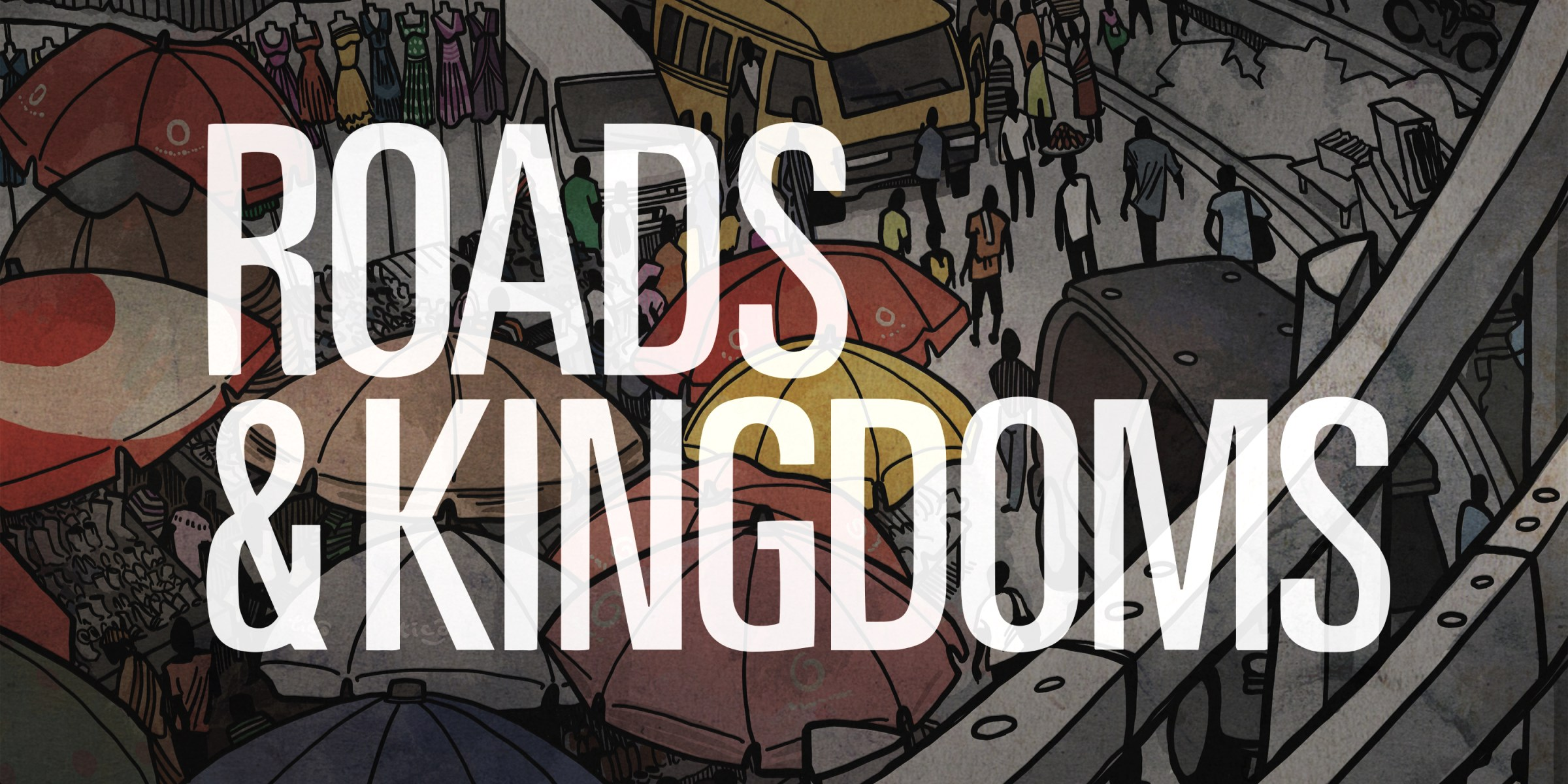 Image of the blog Roads and Kingdoms