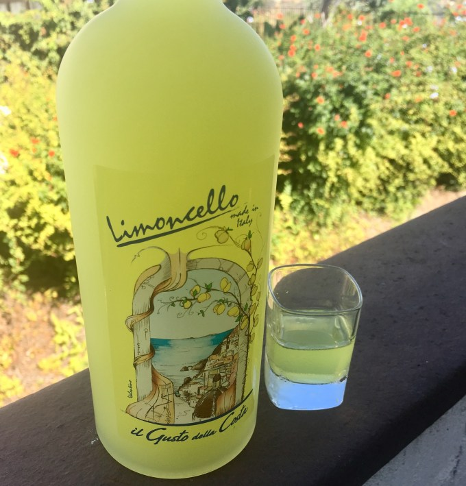 There's only one way to get to the best limoncello in the world