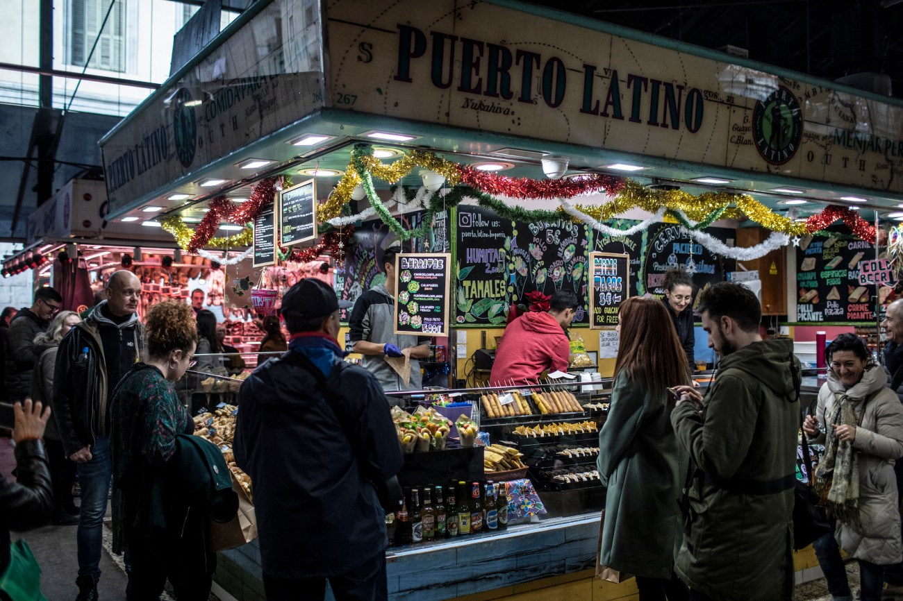 How mass tourism is threatening Barcelona's Boqueria market