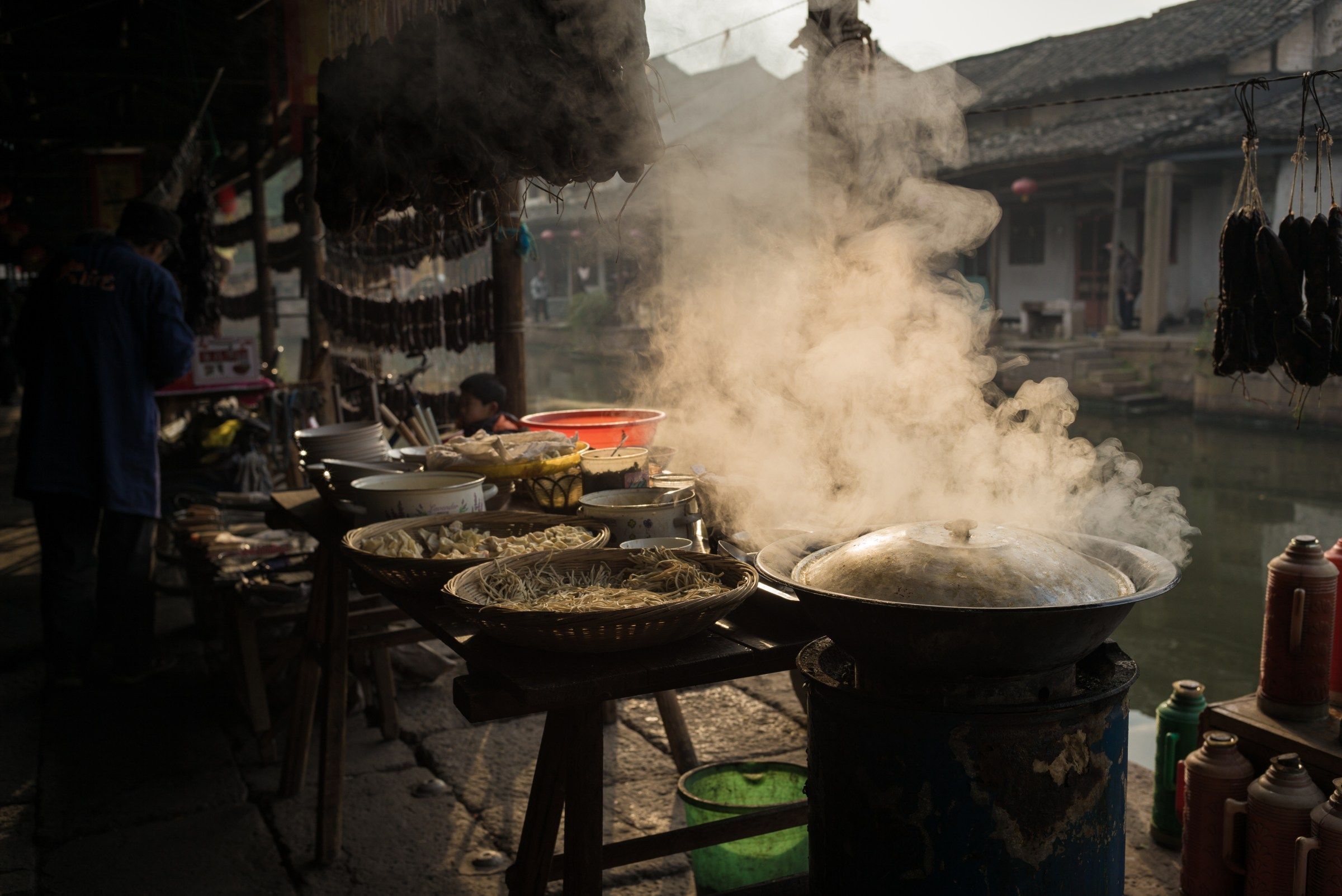 """A deep-fried """"stinky"""" street food is under threat as China tightens"""