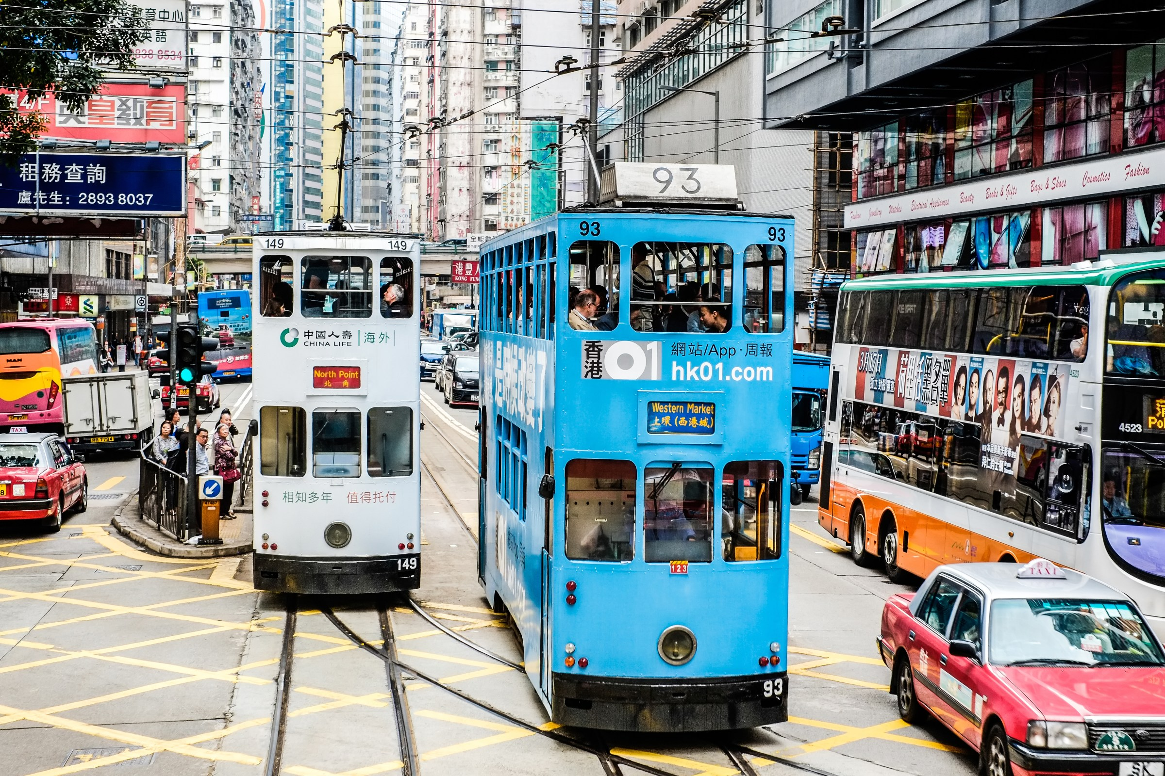 What to know before you go to Hong Kong