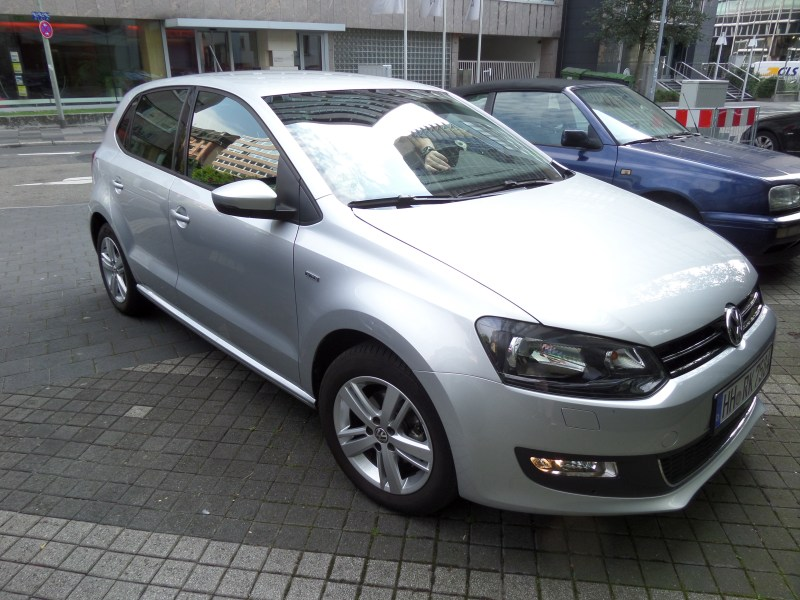 VW Polo in Germany
