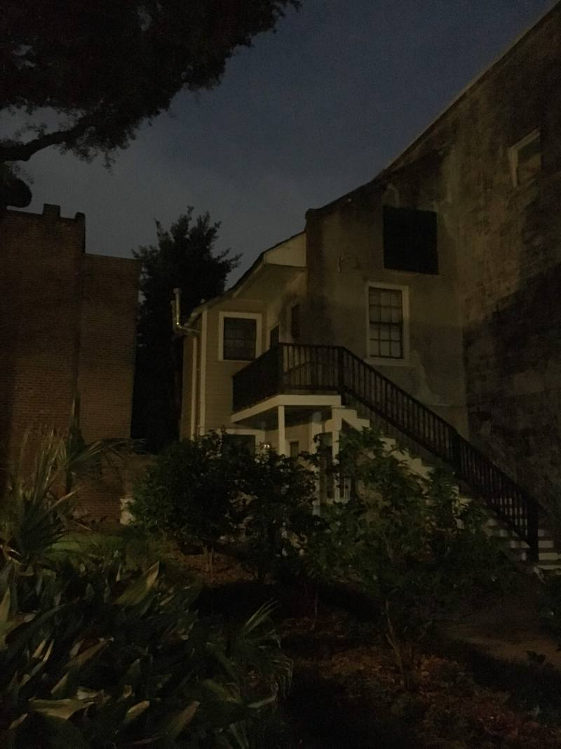 Ghost tour with Bloody Mary