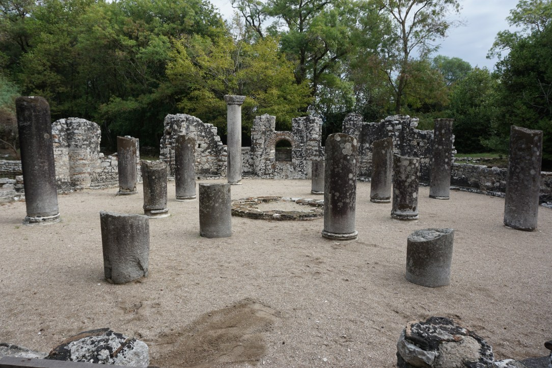 UNESCO site in Albania - Butrint