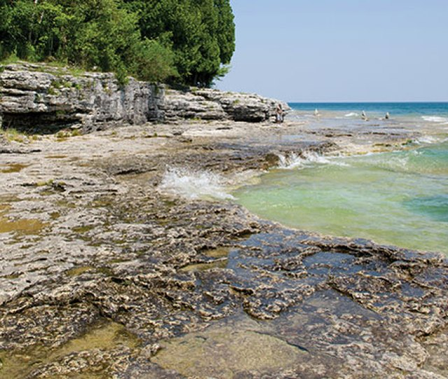 Get To Know Idyllic Door County Where Youll Discover Centuries Old Orchards Historic Lighthouses Fascinating Maritime Museums And The Unique Geology Of