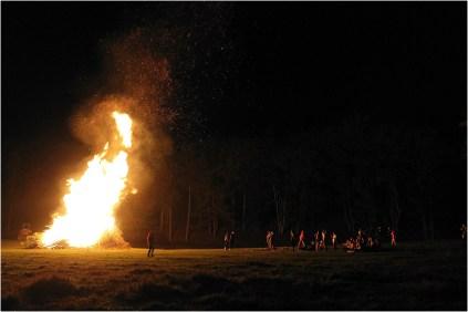 bonfire border