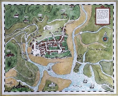 medieval-harbour-rye-east-sussex-england-ryemuseum-co-uk