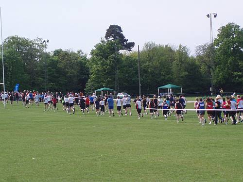 horsham 10 km 2009 at horsham rugby club sussex england by roadsofstone