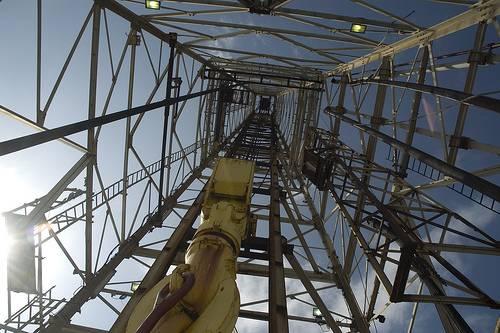 offshore drilling derrick galveston texas usa by mr t 77 flickr