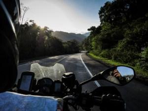 η διαδρομή προς Tafi del Valle