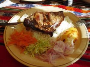 τηγανητό lama