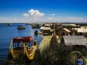 η πλωτή πολιτεία των Uros