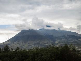 To ηφαίστειο Imbabura