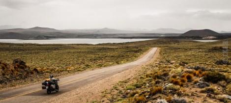 Laguna Blanca, Neuquen Province, Patagonia