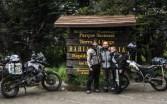 Με τον φίλο μας Hernan που ταξίδεψε απο το Buenos Aires για να περάσουμε μαζί τις τελευταίες μέρες στην Ushuaia.