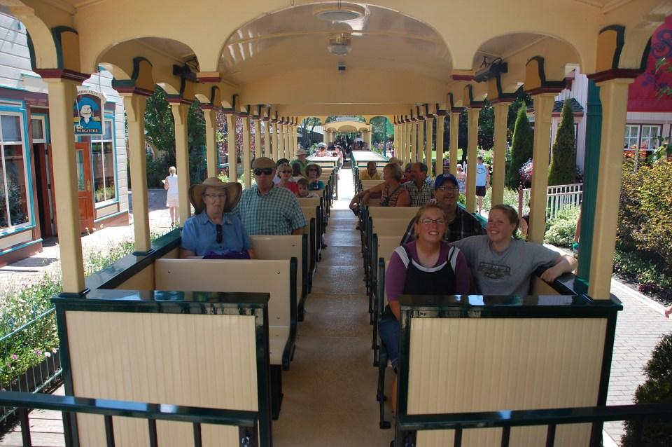 Silverwood Train