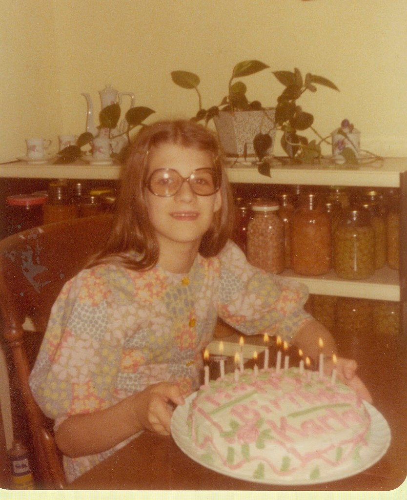 1977 karla's 12th birthday