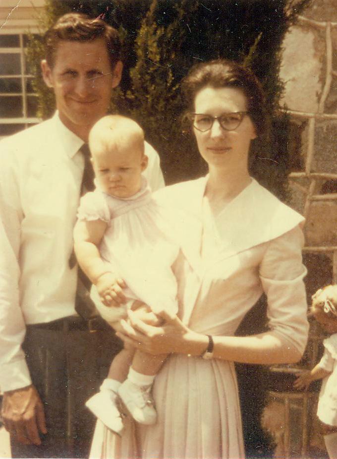 Ezell Family 1966