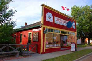 Mother Mountain Tea House, Delia, Alberta