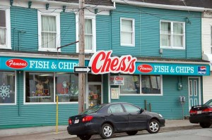 Ches's Fish & Chips