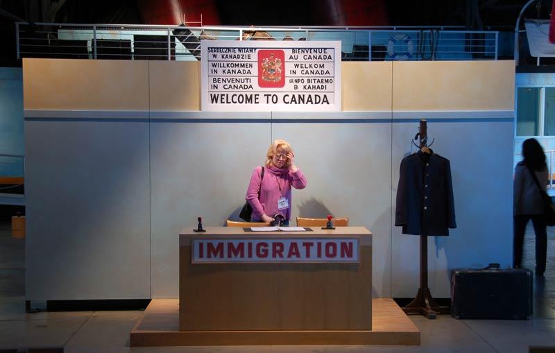 Pier 21 museum, Halifax