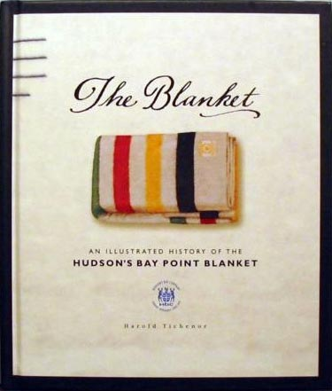 cover of The Blanket by Harold Tichenor