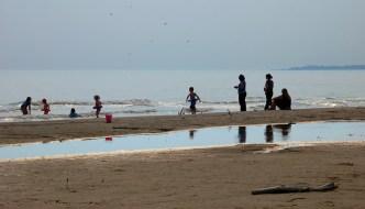 Lake Erie beaches