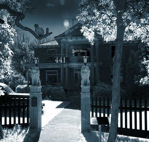 Stirling Haunted Mansion