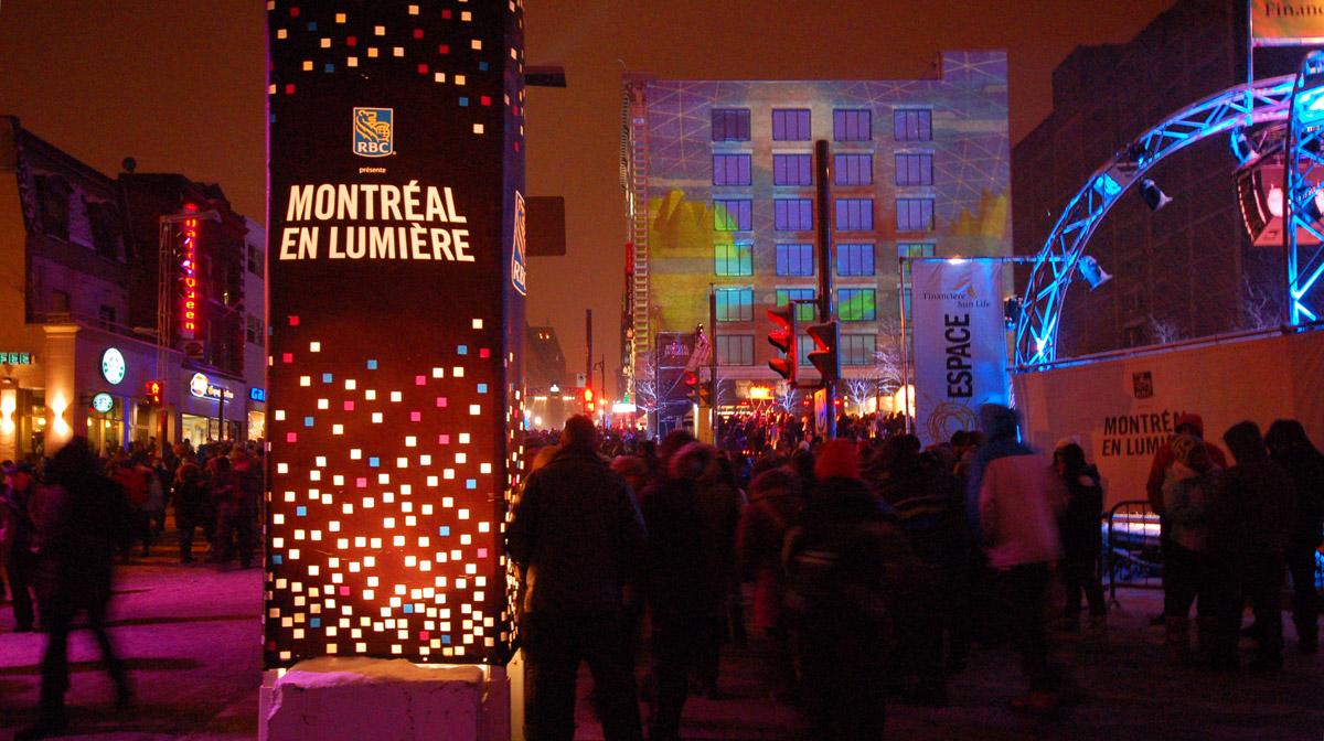 Montréal en Lumière 2013