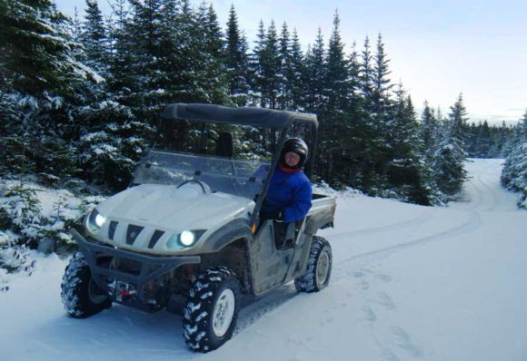 T'railway-Provincial-Park-Newfoundland_ATV-and-the-trail