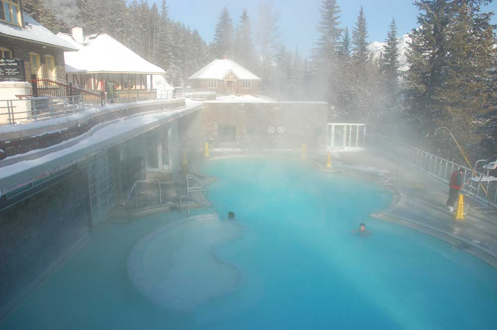 Banff-hot-springs