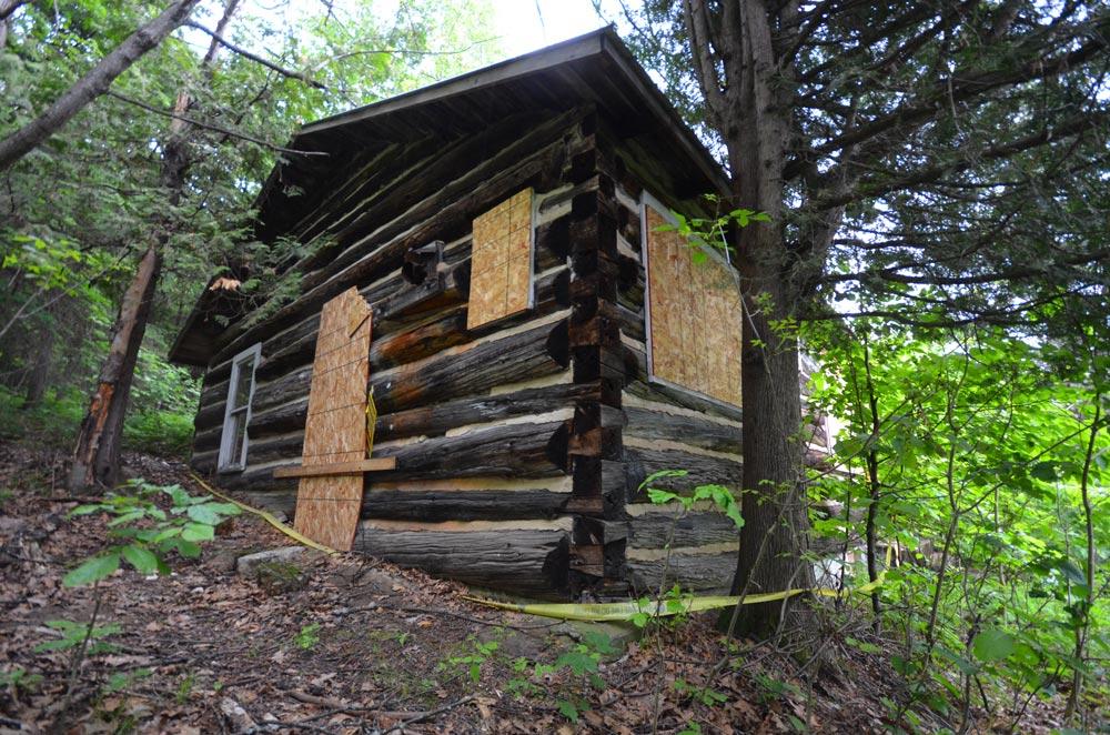 Al Capone cabin