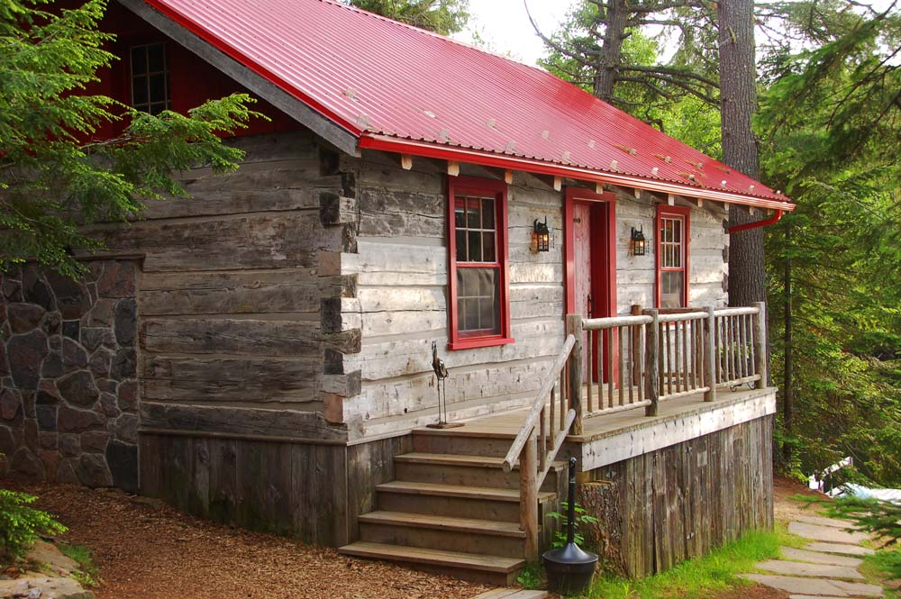Algonquin Parks Historic Lodges Canadian Roadstories