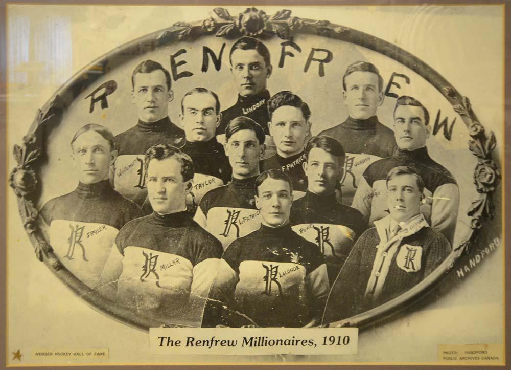 Renfrew Hockey Museum
