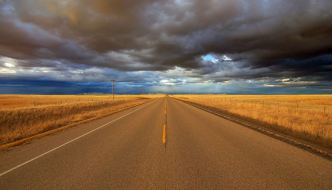 Fall color road trip in Canada
