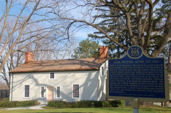Laura Secord House 1775-1868