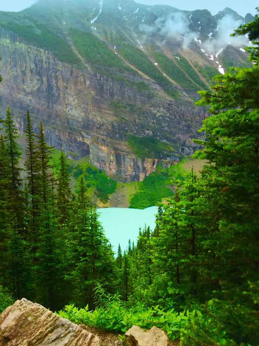 Lake Agnes, Alberta